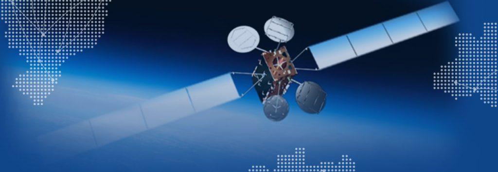 SGDC, o satélite da Telebras, no espaço